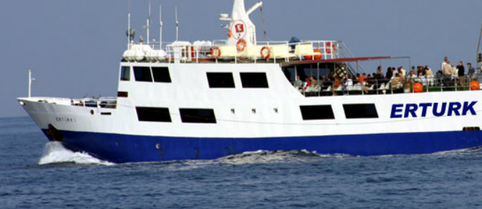 Erturk-Lines-Ferry Erturk-I