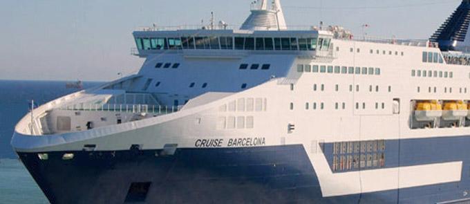 Grimaldi-Lines-Ferry Cruise-Barcelona