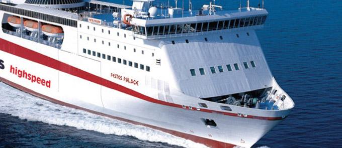 Minoan-Lines-Ferry Festos-Palace