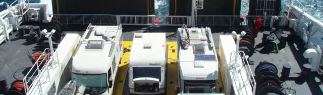 Anek-Superfast Camping-on-Board-Service