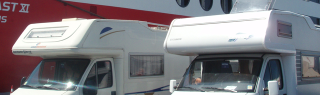 Superfast-Ferries Camping-on-Board Service