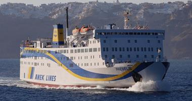 Anek-Lines-Aegeon-Pelagos Ferry Services