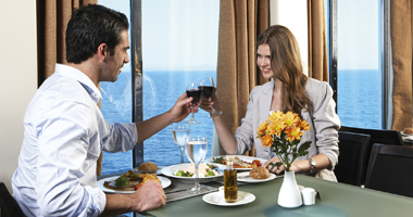 Anek-Lines Onboard Dining