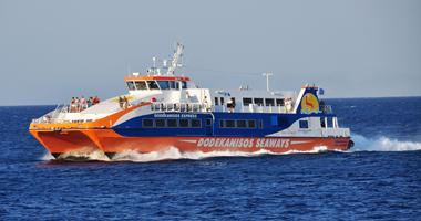 Dodekanisos-Seaways-Ferry H/S/C-Dodekanisos-Express