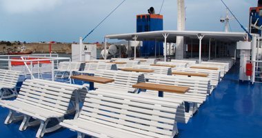 Dodekanisos-Seaways Open Deck
