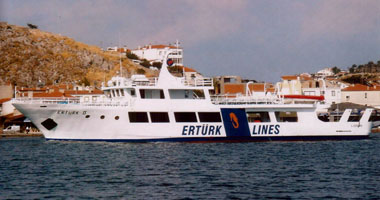 Erturk-Lines-Ferry Erturk-II