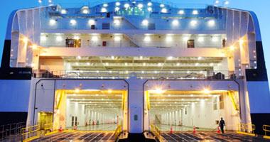 Grimaldi-Lines Onboard Decks