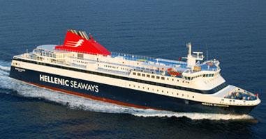 Hellenic-Seaways-Ferry Nissos-Mykonos