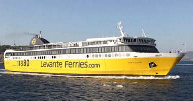 Levante Ferries | Ferry Companies | ferryconnection