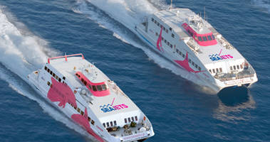 Sea-Jets Ferry Services