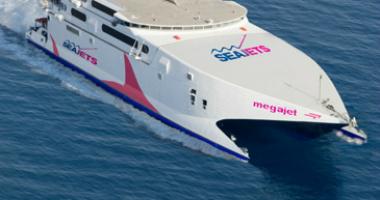 Sea-Jets-Ferry Megajet