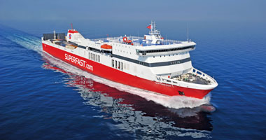Superfast-Ferries Ferry Services