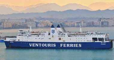 Ventouris-Ferries-Ferry Bari