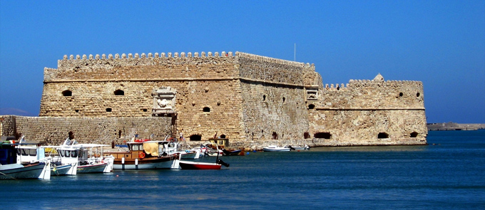 Information about Heraklion-Crete-Ferries-and-Port