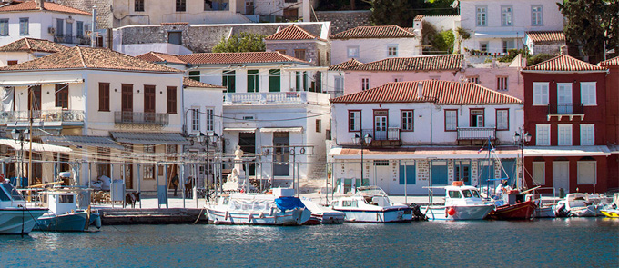 Information about Hydra-Ferries-and-Port