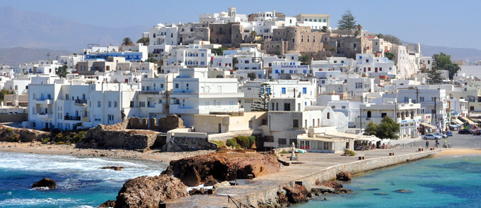 Information about Naxos-Ferries-and-Port