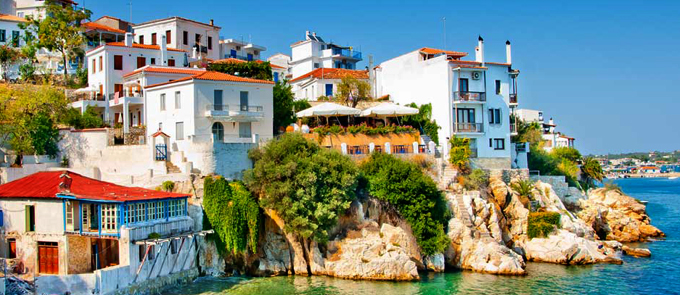 Information about Skiathos-Ferries-and-Port
