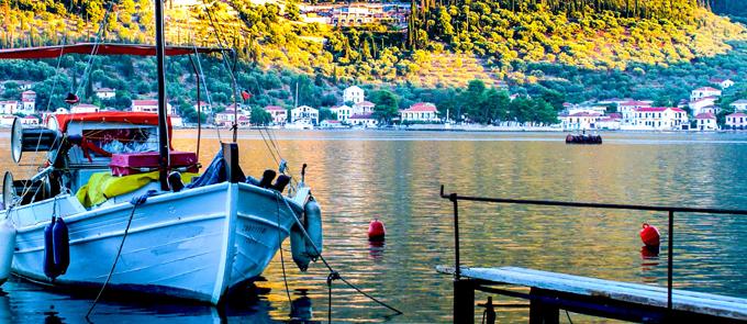 Fourni-to-Vathi-Samos-Ferry