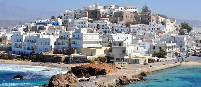Paros To Naxos Ferry Greek Ferries Ferryconnection