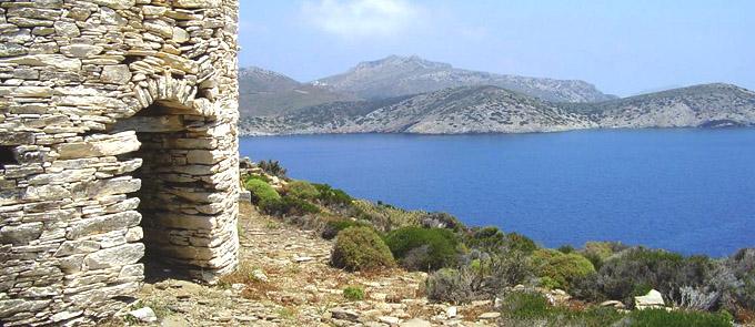 Syros-to-Fourni-Ferry